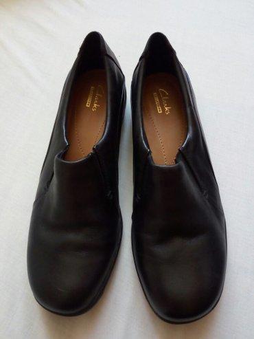 Cipele nove Clarks br.6 ili 39, iz Engleske,kozne - Nis