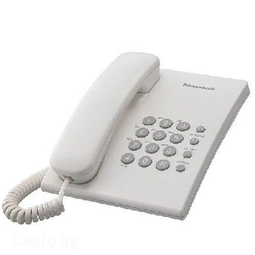 Телефон Panasonic KX-TS2350CAWпроизводитель: panasonicмодель: в Бишкек