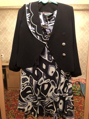 Женский стильный костюмсостояние отличное !цена 1000 сом брали за