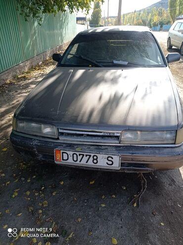 Mazda 626 2 л. 1990 | 358000 км