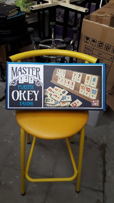 Master Okey plastikdir