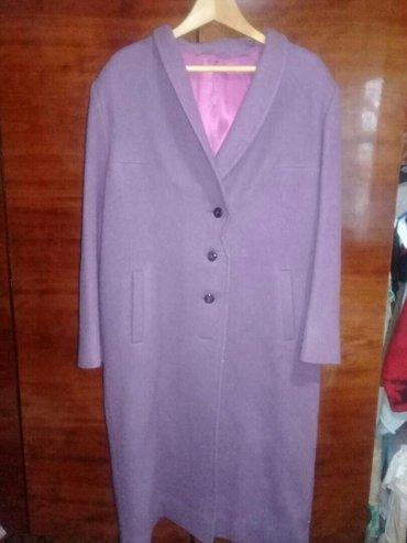 Пальто женское ,р. 50-52,цена в Бишкек