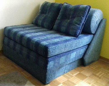 Fotelje | Srbija: ODLICNA fotelja, veoma dobro ocuvana, lako prenosiva