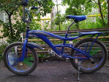 Спорт и хобби - Кара-Балта: Продаю Идеальный велосипед BMX280спиц!!!Ни где не шатается!Подшипники