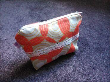 Torbica - hand made, by Goga. Osnovni materijal tekstil, postavljen