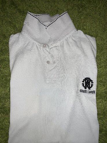 Muška odeća   Lajkovac: Roberto kavali polo majica, original, nije ostecena, kao nova. za