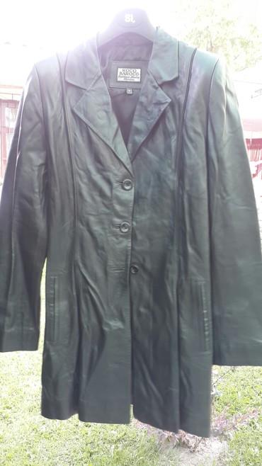 дубленка кожа в Кыргызстан: Кож куртка жен 46 р