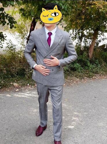 Продам мужской костюм двойка размер 48,рост на 170. Почти новый