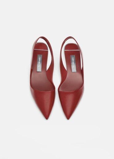 Zara 37 размер! Кожа 100%новые! 2750 в Бишкек