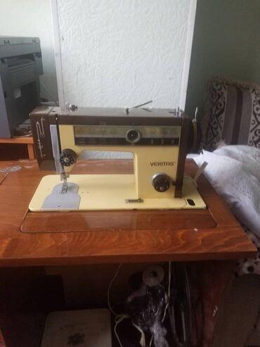 Швейные машины в Кыргызстан: Продаю швейную машину veritas, производство СССР, очень хорошо шьёт