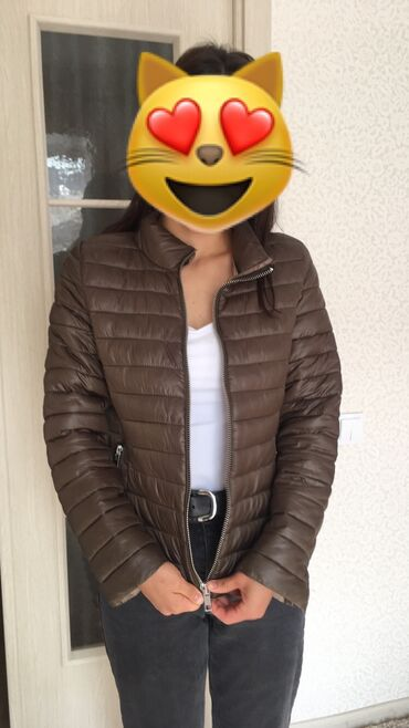 Стильна куртка Mango. Размер S - М. Состояние отличное. Цена 2500со