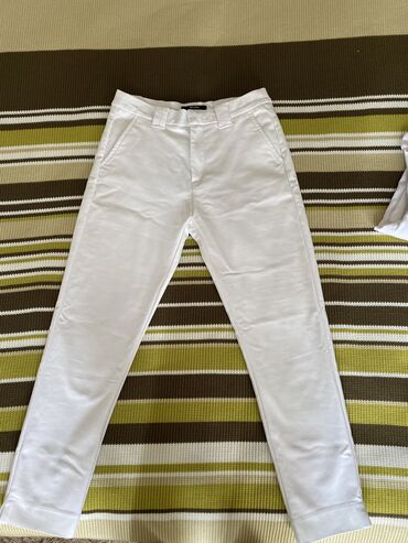 BERSHKA  Jednom nosene pantalone, S velicina