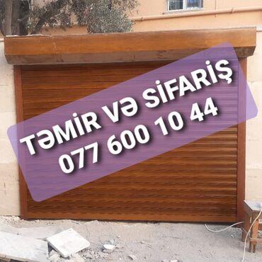 Tikinti və təmir - Azərbaycan: Avtomatik qapılar, Jalüzlər | Zəmanət, Pulsuz çatdırılma, Pulsuz quraşdırılma