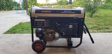 48 объявлений: Бензиновый генератор БЗ-8500. 220 В переменного тока 8500 ватт и