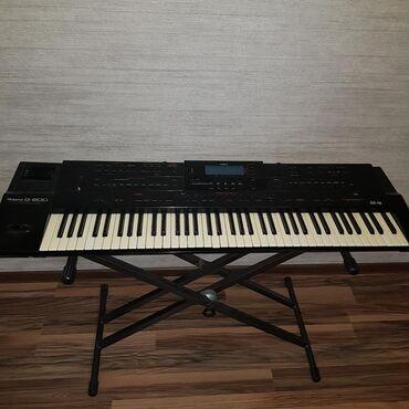 - Azərbaycan: Roland g 800 satilir