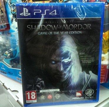 Bakı şəhərində Shadow of mordor