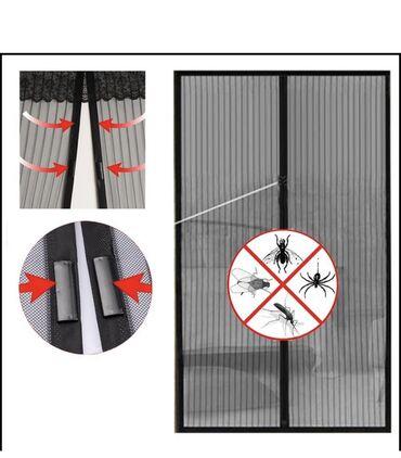 Magnetna zavesa/mreza za komarce