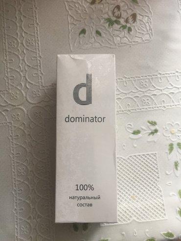 Dominator для увеличения члена до 4 см в Бишкек