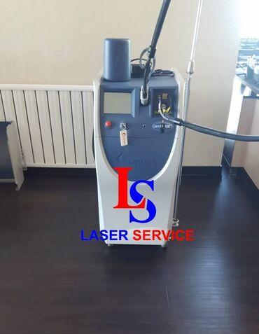 Aleksandrit lazer cihazı (MGL)1.500.000 impuls sayıƏsl USA