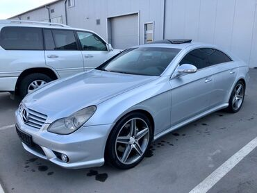 sapogi zimnie speci all class jeva в Кыргызстан: Mercedes-Benz CLS-Class AMG 3.5 л. 2005