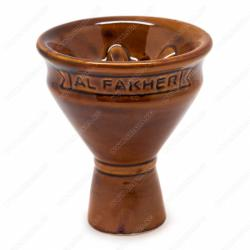 Табак al fakher - Кыргызстан: Чаша Al-Fakher керамикаКлассическая керамическая чаша для табака