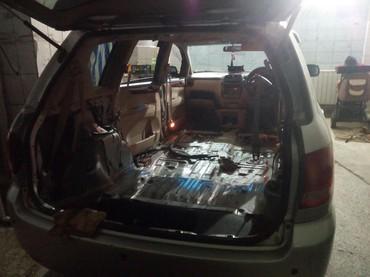 Химчистка!!! Автомашин, только химчистка!!! в Бишкек
