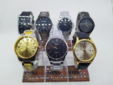 часы все цвета в Кыргызстан: ️ Часы от ROSRA —————•••—————металический корпус стильный дизайн