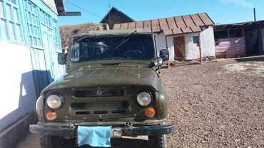 куплю уаз в Кыргызстан: UAZ 469 2.7 л. 1987