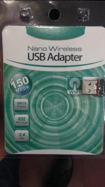cib-ucun-wifi - Azərbaycan: Wifi adapter. Wifi siqnal qebul edici. Yanliz kompyuter ve notbuk