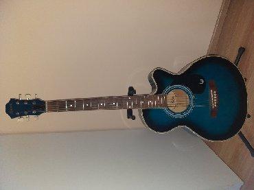 Gitare | Srbija: (Made by Gibson)Talent Acoustic Guitar TE-150C Akusticna gitara (izrad