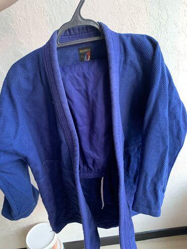 Продаю кимано judo  Пользовался 5 месяцев  Рост 170