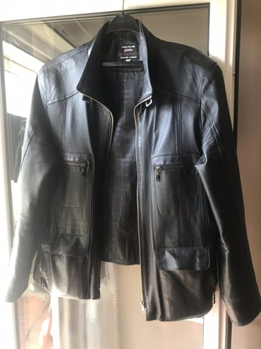 Kozna jakna 54 broj  na prodaju - Nis