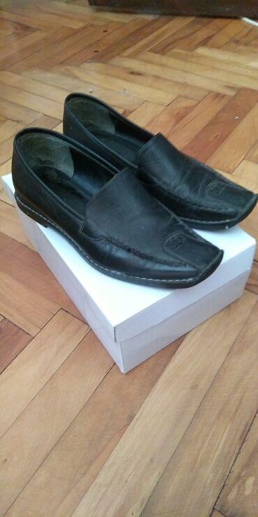 Ženska patike i atletske cipele | Bogatic: Crne poslovne ženske cipele 38,bez mane Fixna cena