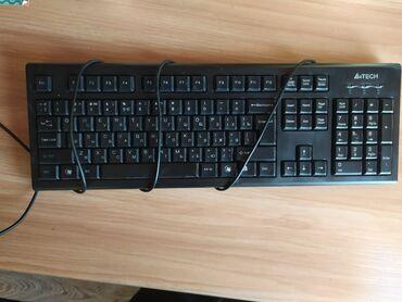 Продаю клавиатуру.В хорошем состоянии.4TECH