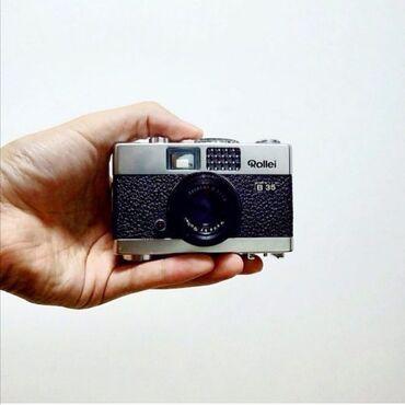 rolka timeout u Srbija: Rollei b35 analogni fotoaparat, nema se sta puno reći, jako dobar i