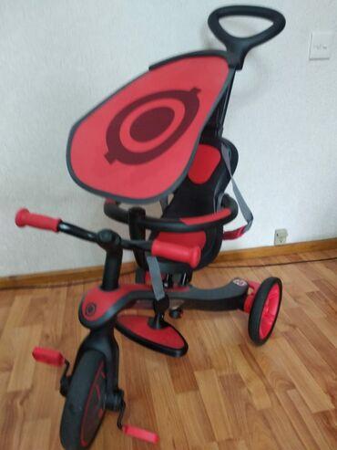 Детский мир - Манас: Продается Срочно в связи с отъездом велосипед бренда Glober фирменны