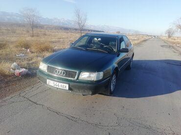 audi 200 21 turbo в Кыргызстан: Audi 100 2.6 л. 1994 | 388 км