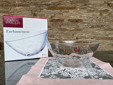 "Vaza Cristal d'Arques ""Enchantement"" Ваза Cristal d'Arques ""Enchanteme"