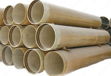 Стеклопластиковые трубы, трубы GRP Сфера применения: - водоснабжение