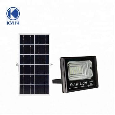 инверторы для солнечных батарей kostal в Кыргызстан: Прожектор на солнечных батареях 25W
