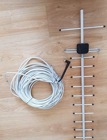 Продаю антену с кабелем для телефона huawei ets 2056 в Бишкек