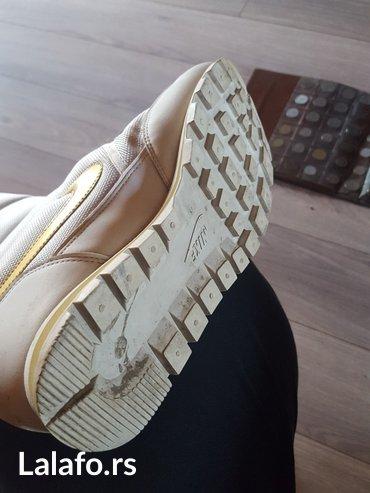 Nike cizme..ocuvane skroz.par puta obuvene placene preskupo za sneg - Sabac