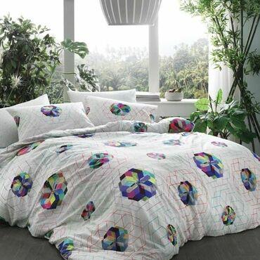 Продаётся новое постельное белье от турецкого бренда TAC, Cottonbox
