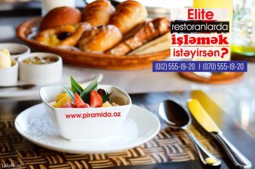 Bakı şəhərində Restoran Biznesi Üçün İngilis Dili kursu!