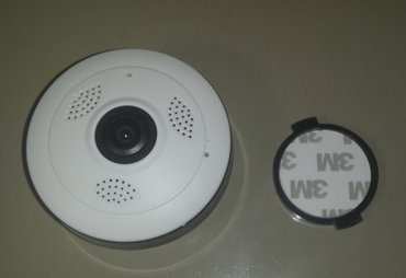 Ip 3d mini kamera hd 720p wifi 360 stepeni - Belgrade