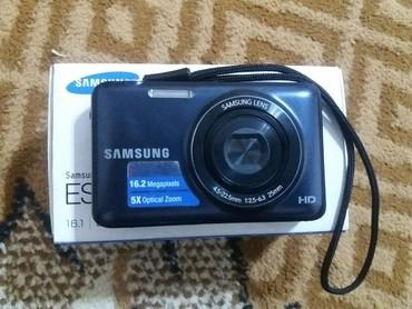 Фото и видеокамеры - Кок-Ой: Фотоаппарат Samsung ES95  ВСЁ РАБОТАЕТ  Характеристики и описание Кам