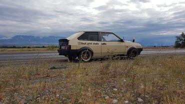 ВАЗ (ЛАДА) 2108 1987