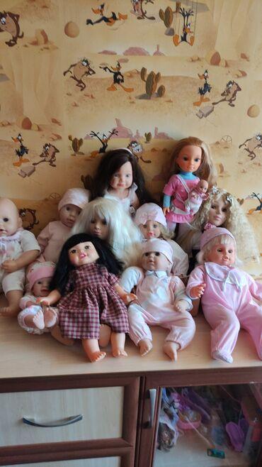 Продаю кукол все оригинальные брендовые, коллекционные Zapf, Мадам