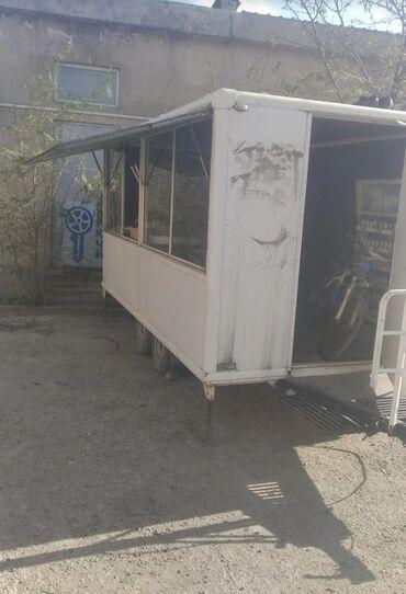 таатан бишкек линолеум in Кыргызстан | ОТДЕЛОЧНЫЕ РАБОТЫ: Вагончик, прицеп, перевозной контейнер. В отличном состоянии с