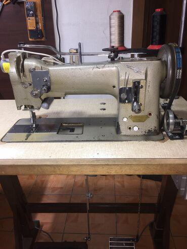 немецкие наушники в Кыргызстан: Продаю шикарную немецкую швейную машинку по коже Pfaff-545-H3-6/01 тро